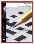 The Outsiders Puzzle Pack Worksheets, Activities, Games