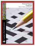 Pride and Prejudice Puzzle Pack Worksheets, Activities, Games