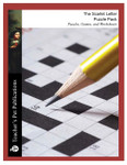The Scarlet Letter Puzzle Pack Worksheets, Activities, Games