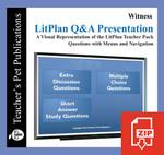 Witness Study Questions on Presentation Slides | Q&A Presentation