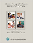 The Great Gatsby: A Common Core Approach