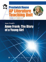 Anne Frank: The Diary of a Young Girl AP Literature Unit