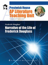 Narrative of the Life of Frederick Douglass AP Literature Unit