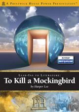 To Kill a Mockingbird Lead-In To Literature