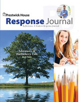 The Adventures of Huckleberry Finn Reader Response Journal