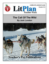 Call of the Wild Lesson Plans | LitPlan Teacher Pack