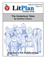 The Canterbury Tales LitPlan Lesson Plans