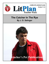 The Catcher in the Rye Lesson Plans | LitPlan Teacher Pack