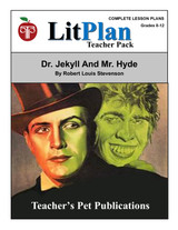 Dr Jekyll and Mr Hyde LitPlan Lesson Plans (Download)