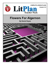 Flowers For Algernon LitPlan Lesson Plans (Download)