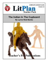 The Indian in the Cupboard LitPlan Lesson Plans (Download)