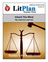 Inherit the Wind LitPlan Lesson Plans (Download)