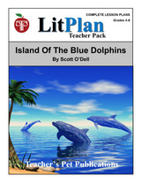Island of the Blue Dolphins LitPlan Lesson Plans (Download)
