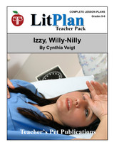 Izzy Willy-Nilly LitPlan Lesson Plans (Download)
