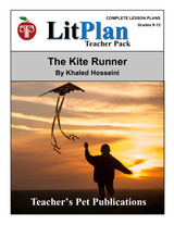 The Kite Runner LitPlan Lesson Plans (Download)