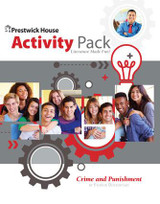 Crime and Punishment Activities Pack
