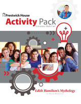 Mythology (Hamilton) Activities Pack