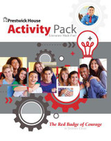 The Red Badge of Courage Activity Pack
