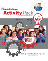 Roll of Thunder Hear My Cry Activities Pack