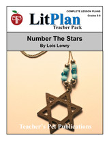 Number the Stars LitPlan Lesson Plans (Download)