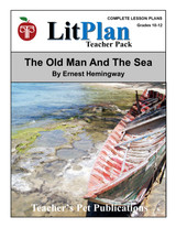 The Old Man and the Sea LitPlan Lesson Plans (Download)