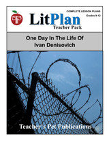 One Day in the Life of Ivan Denisovich LitPlan Lesson Plans (Download)