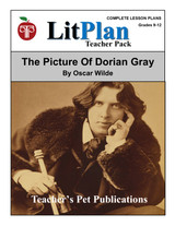 The Picture of Dorian Gray LitPlan Lesson Plans (Download)