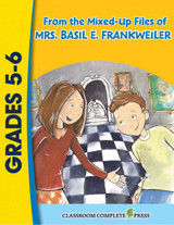 From the Mixed-Up Files of Mrs. Basil E. Frankweiler LitKit