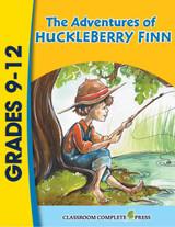 The Adventures of Huckleberry Finn LitKit