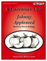 Johnny Appleseed Literature Unit