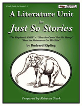 Just So Stories Literature Unit (Download)