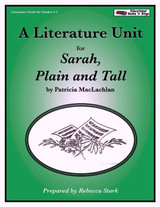 Sarah Plain and Tall Literature Unit