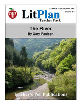 The River LitPlan Lesson Plans (Download)