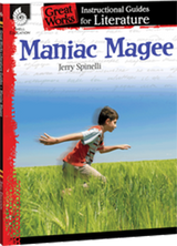 Maniac Magee: Great Works Instructional Guide for Literature