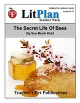 The Secret Life of Bees LitPlan Lesson Plans (Download)