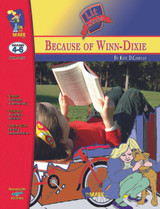 Because Of Winn-Dixie: Lit Links Literature Guide