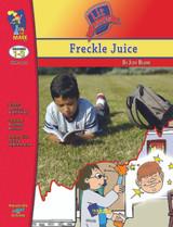 Freckle Juice: Lit Links Literature Guide