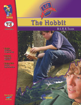 The Hobbit Lit Links Literature Guide For Teachers  (PDF)