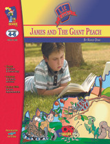 James And The Giant Peach: Lit Links