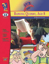 Ramona Quimby Age 8: Lit Links Literature Guide