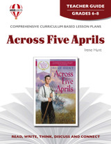 Across Five Aprils Novel Unit Teacher Guide
