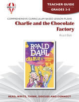 Charlie And The Chocolate Factory Novel Unit Teacher Guide