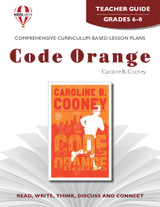 Code Orange Novel Unit Teacher Guide