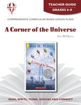 A Corner Of The Universe Novel Unit Teacher Guide