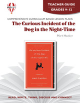 The Curious Incident Of The Dog In The Night-Time Novel Unit Teacher Guide