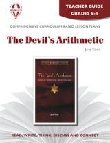 The Devil's Arithmetic Novel Unit Teacher Guide