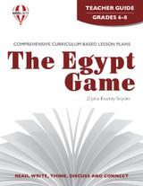 The Egypt Game Novel Unit Teacher Guide