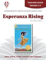 Esperanza Rising Novel Unit Teacher Guide