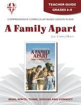 A Family Apart Novel Unit Teacher Guide