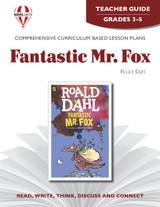 Fantastic Mr. Fox Novel Unit Teacher Guide